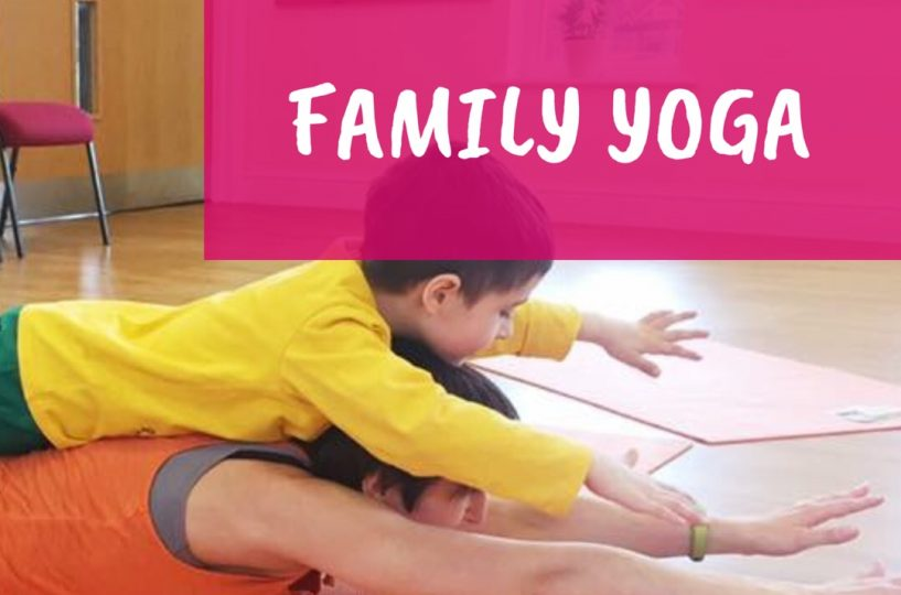 Fun Yoga sessions for Families