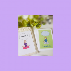 Yoga Cards in Cotton Bag