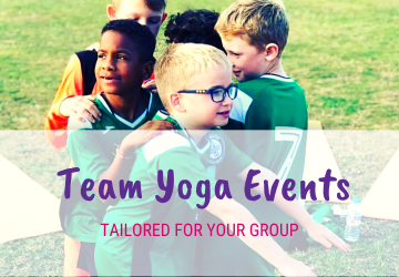 Team Yoga Events